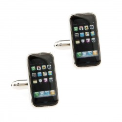 iPhone Inspired Cufflinks...