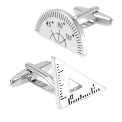 Maths Protractor Ruler...