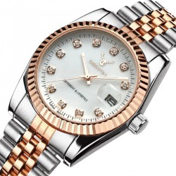 Ladies Watch Gold Silver...