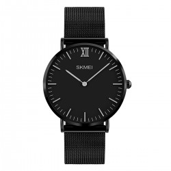 SKMEI Black Mens Quartz...