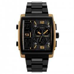 SKMEI Smart Mens Dual Time...