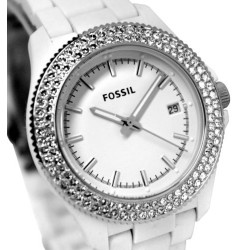 Fossil Ladies Watch White...