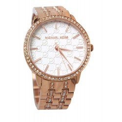 Saphir Ladies watch Large Dial Multi Link Chain 210022A-2