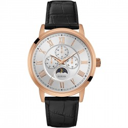 Guess Mens Watch Rose Gold...