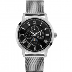 Guess Mens Watch Silver...