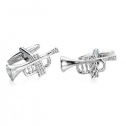 Working 8GB USB Flashdrive Memory Stick Novelty Cufflinks Silver Tone