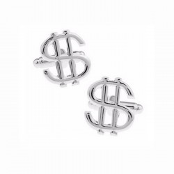 Luxury Cufflinks Dollar...