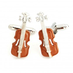 Music Brown Violin Novelty...